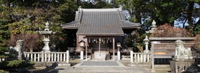 中津大神宮の店舗画像1