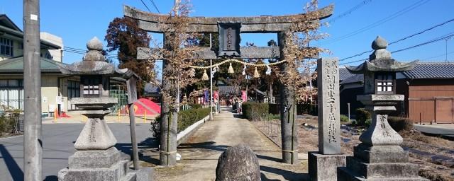 調田坐一事尼古神社の店舗画像1