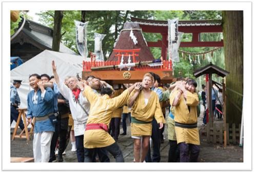 冨士山下宮小室浅間神社の店舗画像3