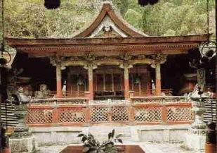 談山神社本殿