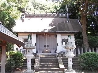 兼務神社_岸根杉山神社