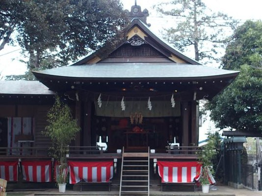 太子堂八幡神社の店舗画像1