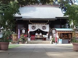 太子堂八幡神社の店舗画像2