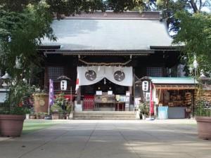 太子堂八幡神社のサムネイル