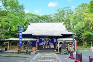 諫早神社(九州総守護 四面宮)