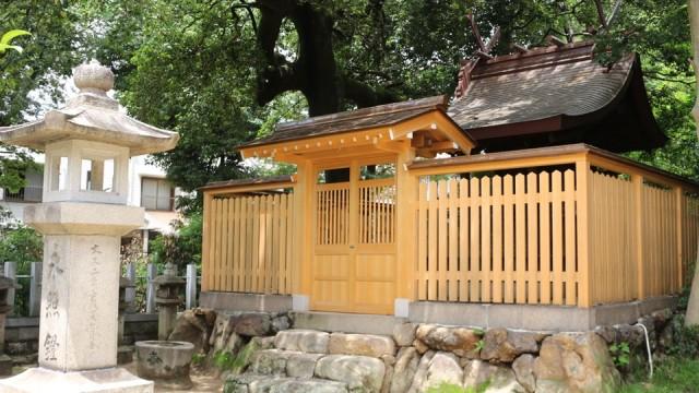 弓弦羽神社の店舗画像1