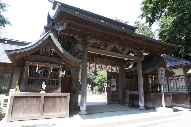 水戸八幡宮の店舗画像3