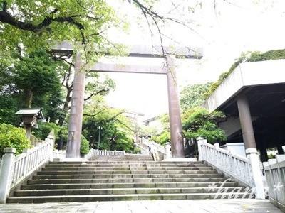 横浜総鎮守 伊勢山皇大神宮の店舗画像1