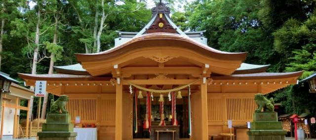 武州岩槻総鎮守 久伊豆神社の店舗画像1