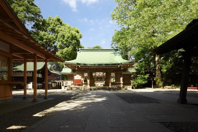 川越氷川神社の店舗画像1
