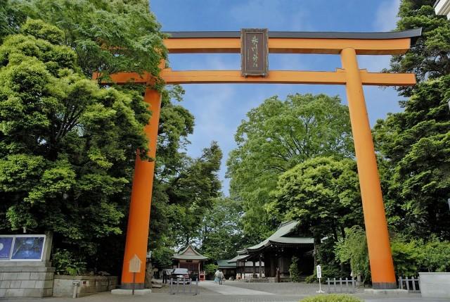 川越氷川神社の店舗画像3