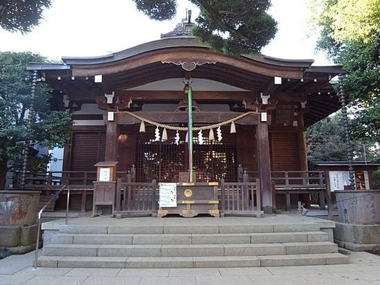 鳩森八幡神社の店舗画像1