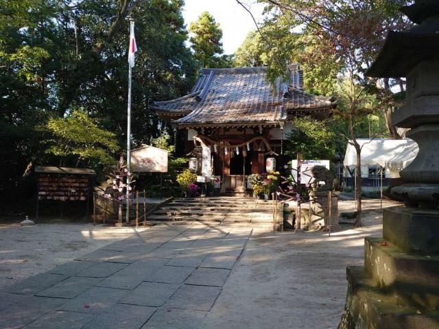 北本市高尾鎮座 氷川神社の店舗画像1