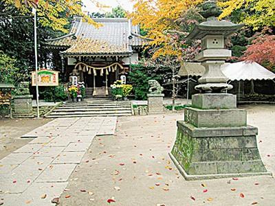 北本市高尾鎮座 氷川神社の店舗画像2