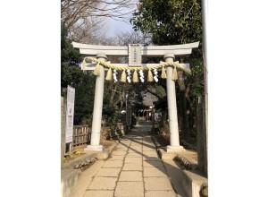 北本市高尾鎮座 氷川神社