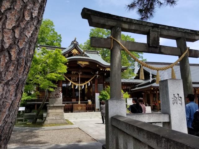 行田八幡神社の店舗画像1