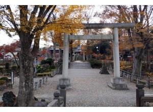 霊泉の杜 瀧宮神社