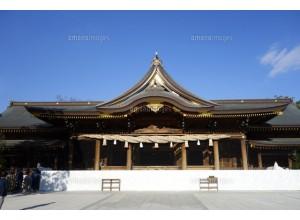 寒川神社画像