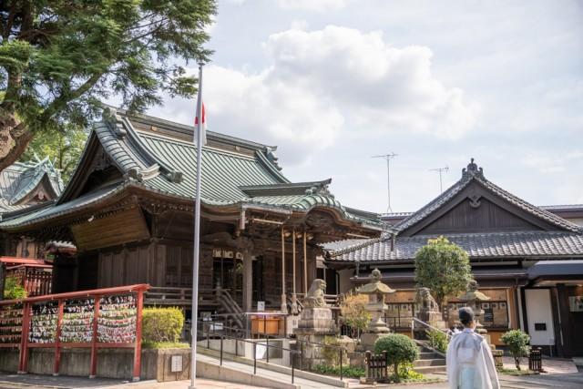 狭山 八幡神社の店舗画像1