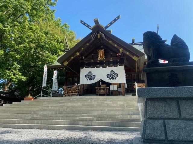 札幌諏訪神社の店舗画像1