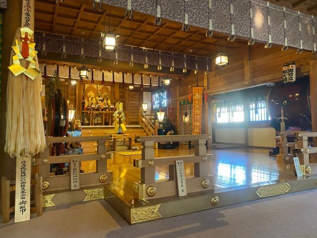 札幌諏訪神社の店舗画像2
