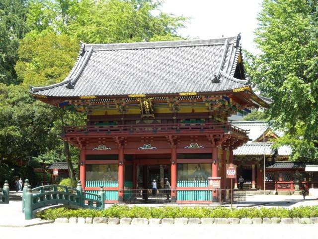 根津神社の店舗画像2