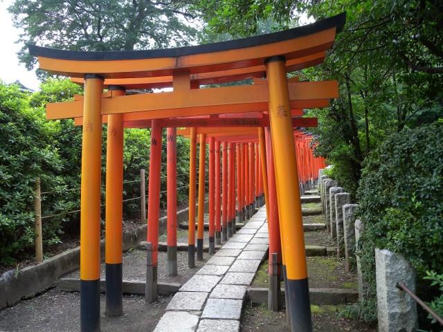 根津神社の店舗画像3