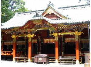 根津神社のサムネイル