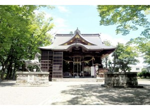 金峯神社画像