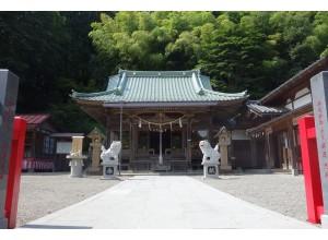 早馬神社画像