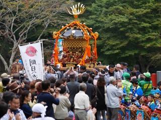 早馬神社神幸祭・唐桑早馬カキ祭