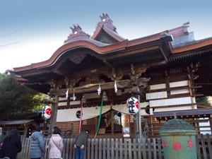 瀧野川八幡神社の店舗画像1