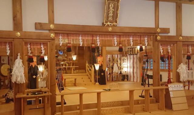 新琴似神社の店舗画像3