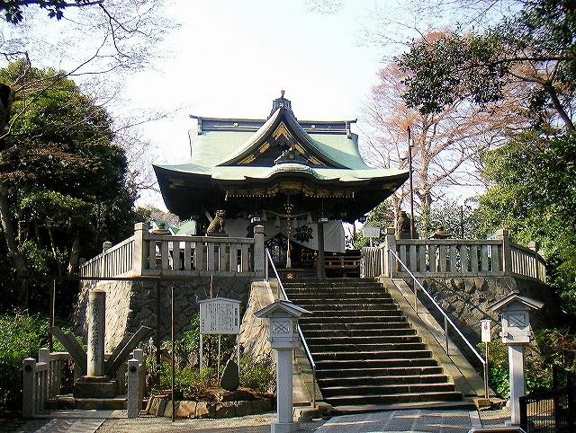藤沢相州 白旗神社の店舗画像2