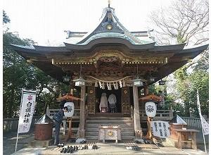 相州藤沢 白旗神社