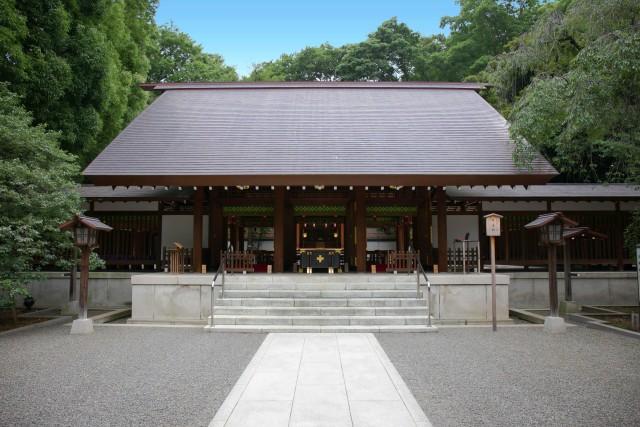 乃木神社の店舗画像1