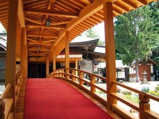 寒河江八幡宮の店舗画像2