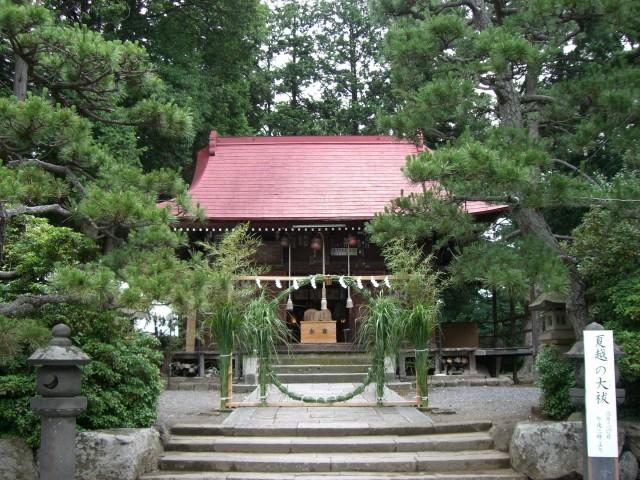 上山総鎮守 月岡神社の店舗画像1