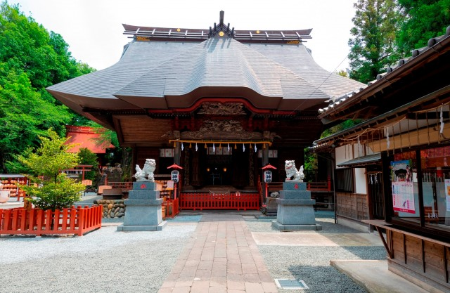 産泰神社の店舗画像1