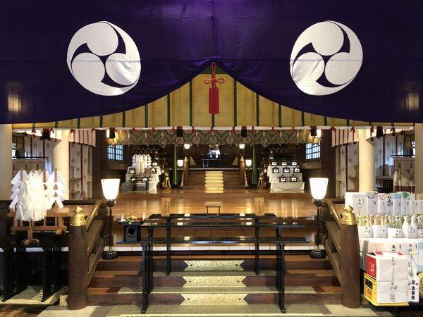 富岡八幡宮の店舗画像2