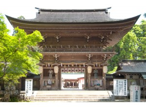 岩代国一之宮・会津総鎮守 伊佐須美神社