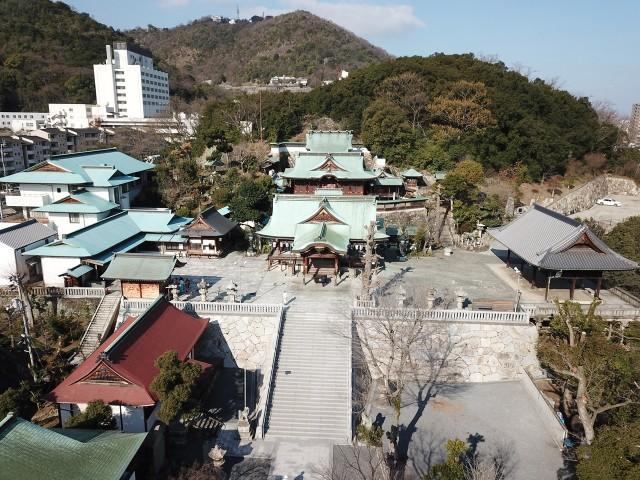 石清尾八幡宮の店舗画像3