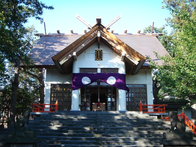 手稲総鎮守 手稲神社の店舗画像1