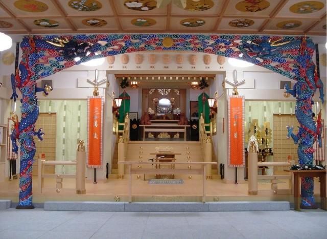 手稲総鎮守 手稲神社の店舗画像2