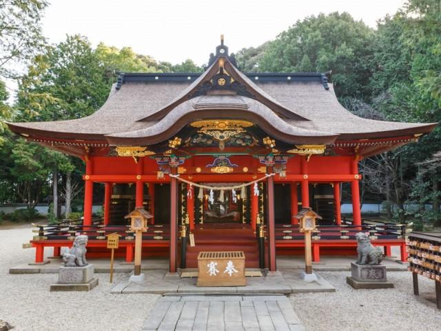三河国・岡崎 六所神社の店舗画像1