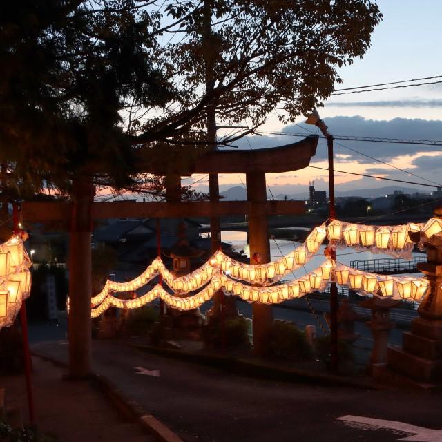 融通の神 白崎八幡宮の店舗画像3
