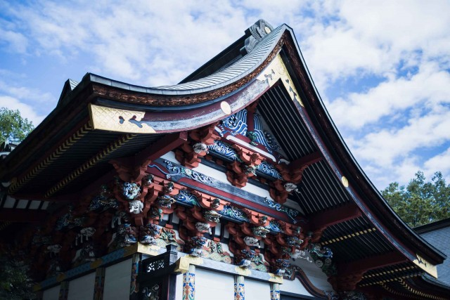 山名八幡宮の店舗画像2