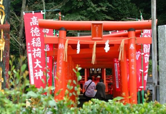 淡島神社の店舗画像2