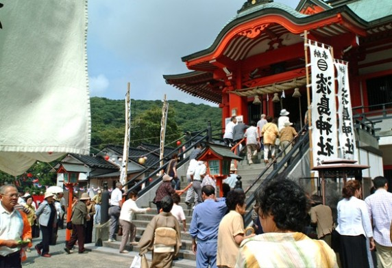 淡島神社の店舗画像3