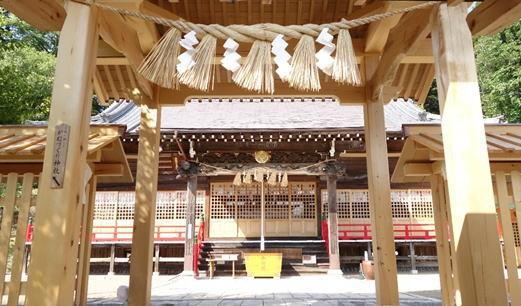 もりおかかいうん神社(榊山稲荷神社)の店舗画像2